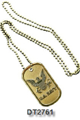 Dog Tag - Navy Service Emblem