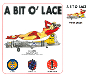 BIT O' LACE - B-17 Flying Fortress