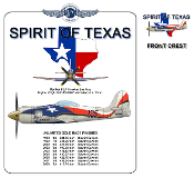 Spirit of Texas - Racing Sea Fury
