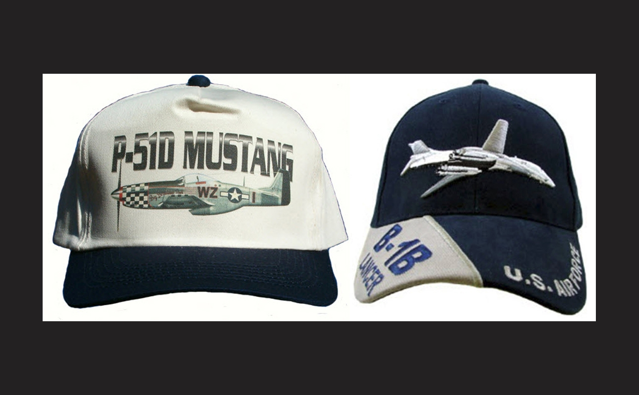 Aviation & Military Caps