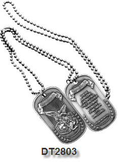 Dog Tag - St. Michael